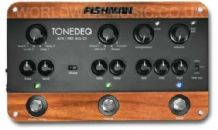 Fishman TONEDEQ Acoustic Instrument Preamp, EQ, Digital Effects and D.I. Box